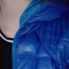 Niebieska kurtka Adidas XS