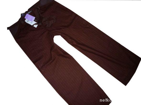 rozm 40 L NEXT NOWE spodnie ciążowe NA LATO