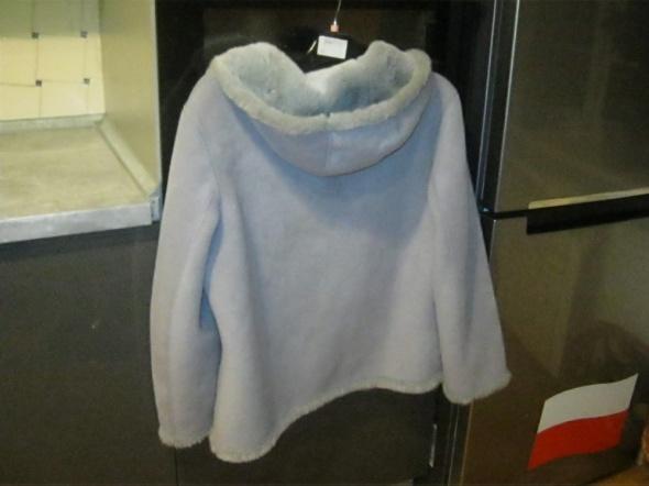kożuszek polarowy dwustronny rozmiar 40