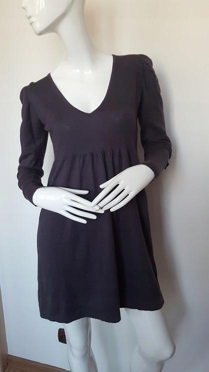 Diesel nowa sukienka sweterek 40 M L wełna...