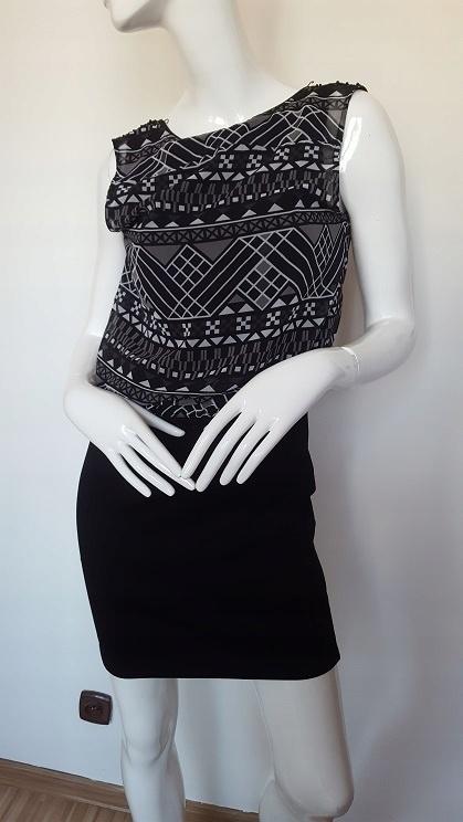 Vero moda elegancka sukienka ołówkowa 38 M...