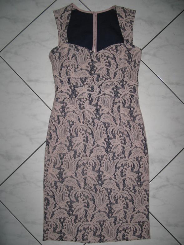 NEXT by Geri elegancka koronkowa sukienka roz 34
