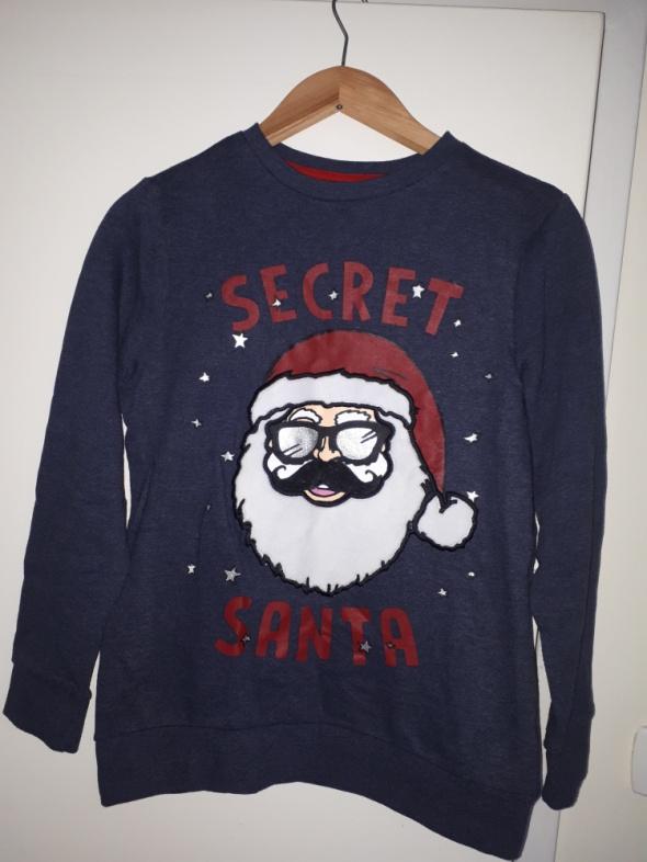 Bluza F&F ze świąteczną aplikacją