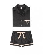 Nowa satynowa piżama Victorias Secret L...
