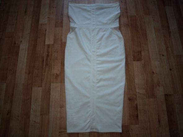 Sukienka ecru 40 42