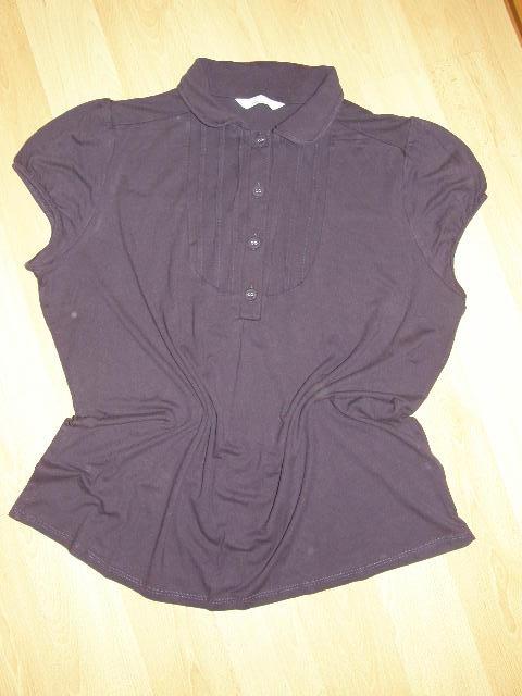 M&S śliczna bluzeczka dla puszystej 48 50