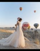 Suknia ślubna Eva Lendel tren Avenue22...