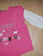 Koszulka dziewczęca ozdobiona...