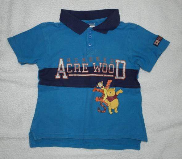 Bluzka typu polo Disney 104
