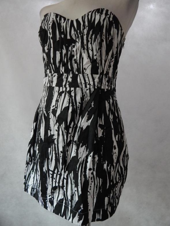 Select Nowa BAWEŁNIANA sukienka Tuba 38 40