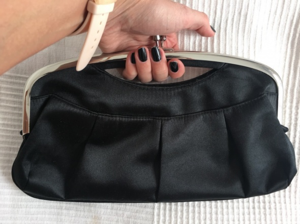 Czarna elegancka Claires