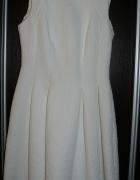 Śliczna biała sukienka Orsay jak nowa 40...