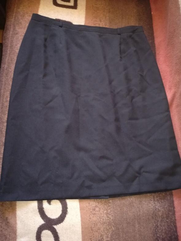 Bonmarche czarna spódnica dla puszystej 48 50...