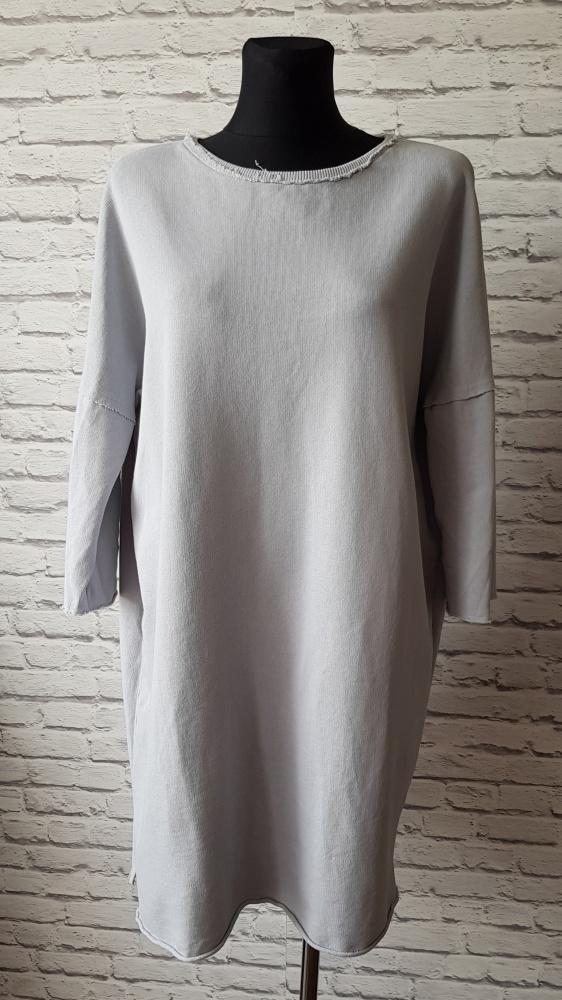 Dresowa sukienka Pull & Bear L...