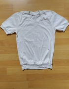 Biała klasyczna bluzka Tshirt 36...