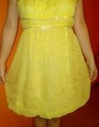 Zwiewna letnia sukienka...