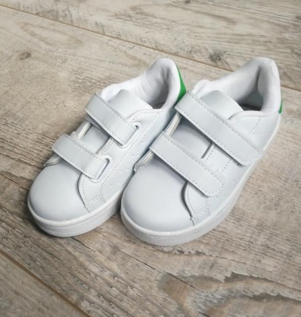 Białe buty trampki rozmiar 26 w Obuwie Szafa.pl