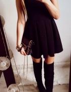 Sukienka Damska czarna elegancka M...