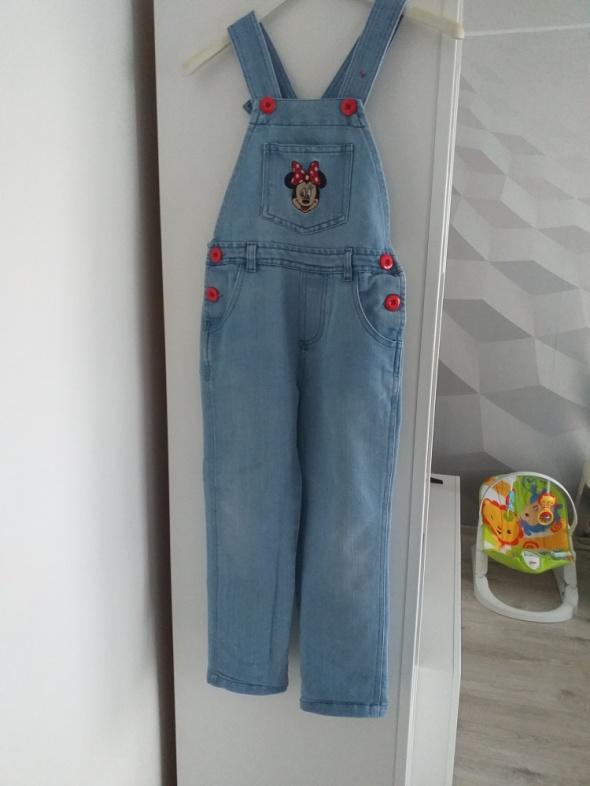 Jeansowe ogrodniczki...