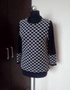 Ciepły sweterek z domieszką wełny Cambridge w rozmiarze M...