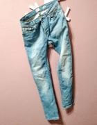 Spodnie męskie rurki...
