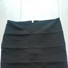 Bandażowa spódnica mini