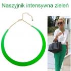 Zielony naszyjnik