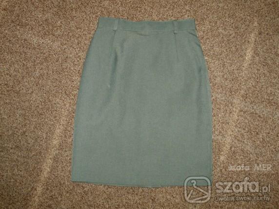 Spódnice Spódnica ciemna zieleń