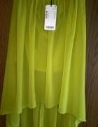 spódnica Orsay limonka...