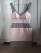 Piękna Sukienka Tuba Bodycon NOWA...
