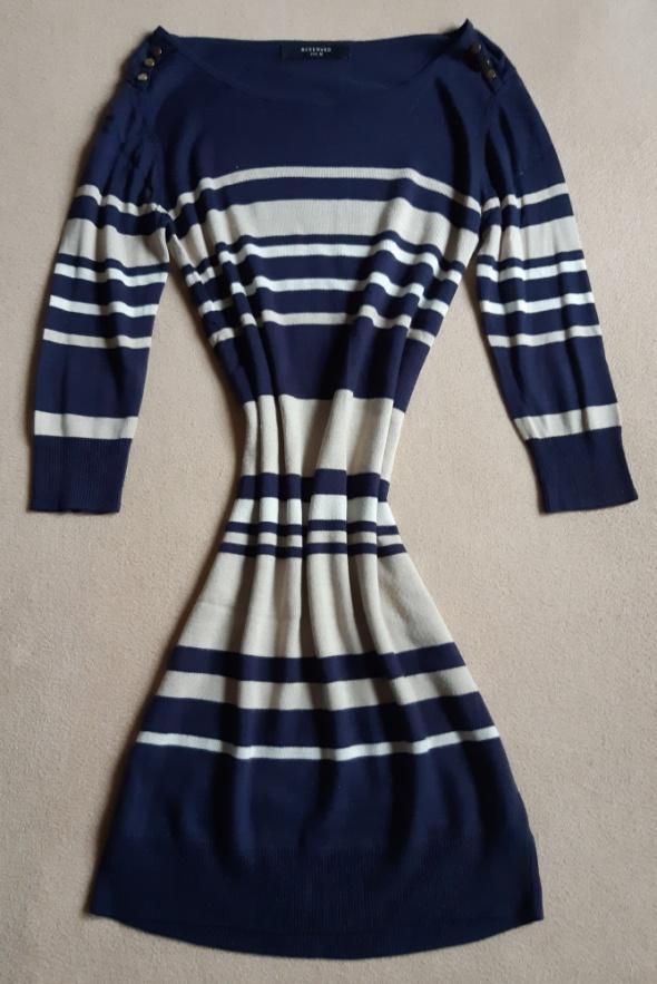 Dzianinowa sukienka Reserved rozm M...
