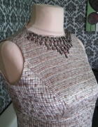 Koktajlowa sukienka ołówkowa 10 12...