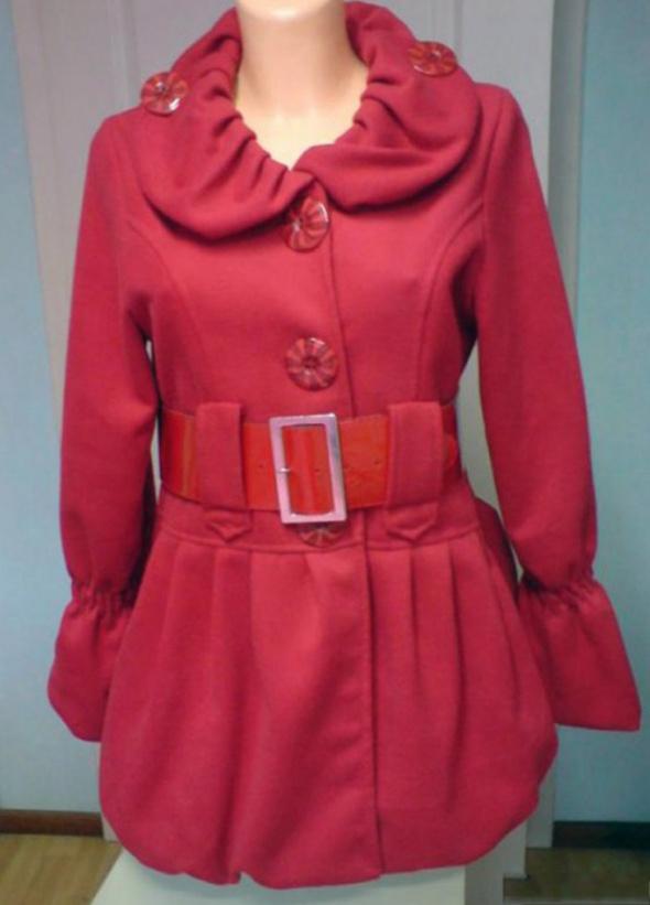 wiosenno jesienny płaszcz M