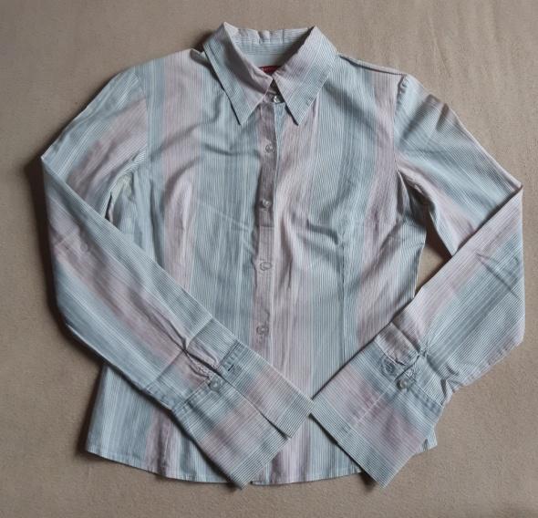Koszula w paseczki Reserved rozm M