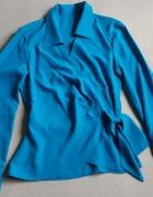 Elegancka koszula turkusowa rozm 36...