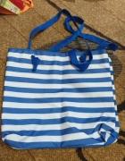 marynarska duża torba...