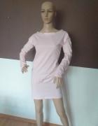 śliczna tunika różowa lub czarna