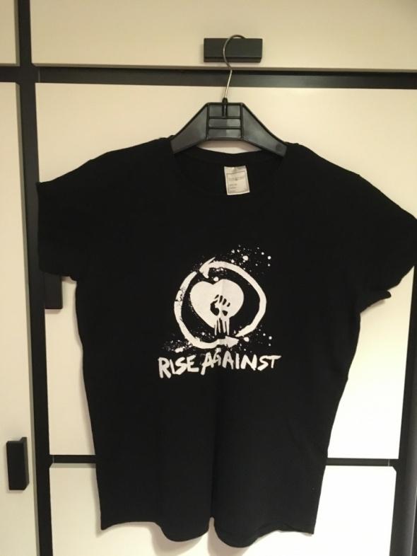 RISE AGAINST rock tshirt