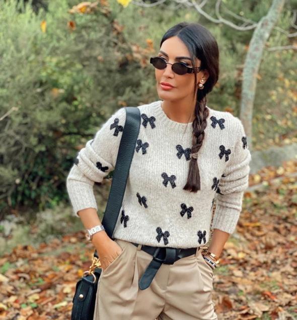 Zara 36 S sweter kokardki poszukiwany