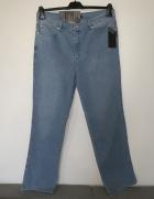 nowe jeansy Nicole 46...