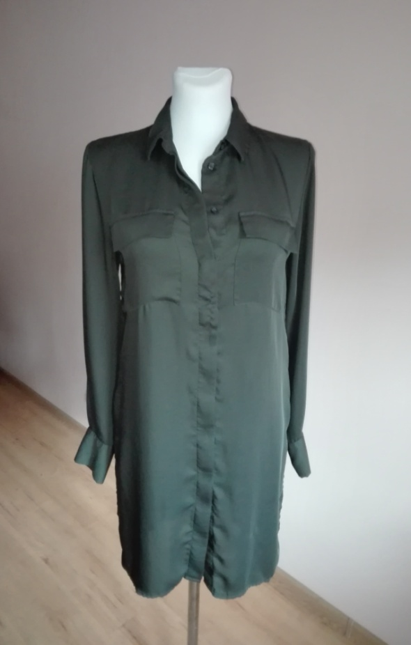 długa bluzka koszulowa...