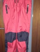 Spodnie Sportowe ocieplane