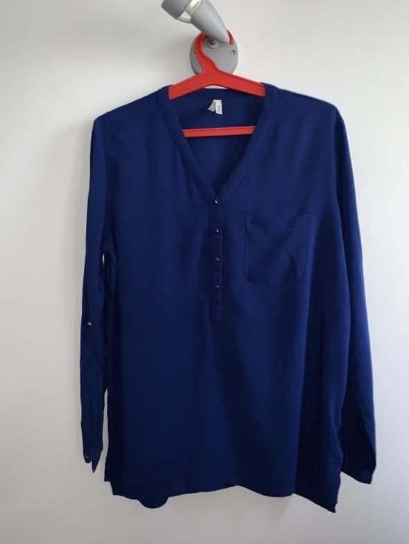 kobaltowa bluzeczka DeFacto XXL 44