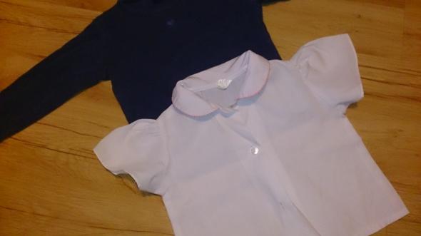 Bluzki Bluzeczki dwie w cenie jednej