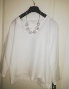 damska biała koszula TATUUM...