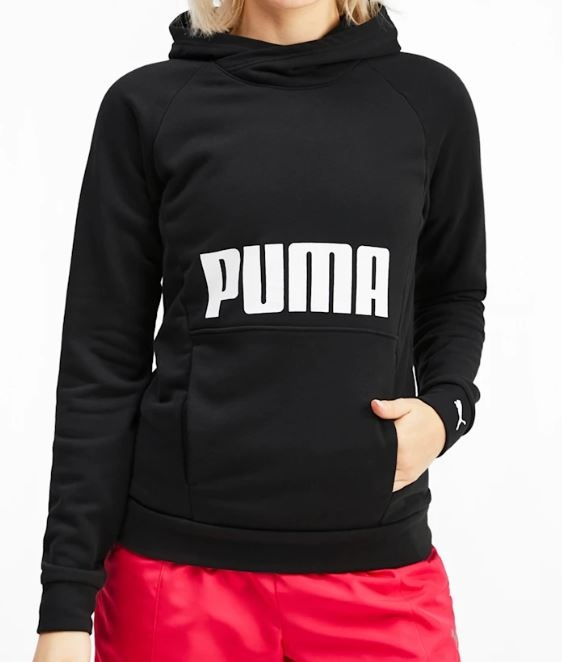 Bluza PUMA NOWA z metką czarna...