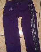 Spodnie adidas cekiny...