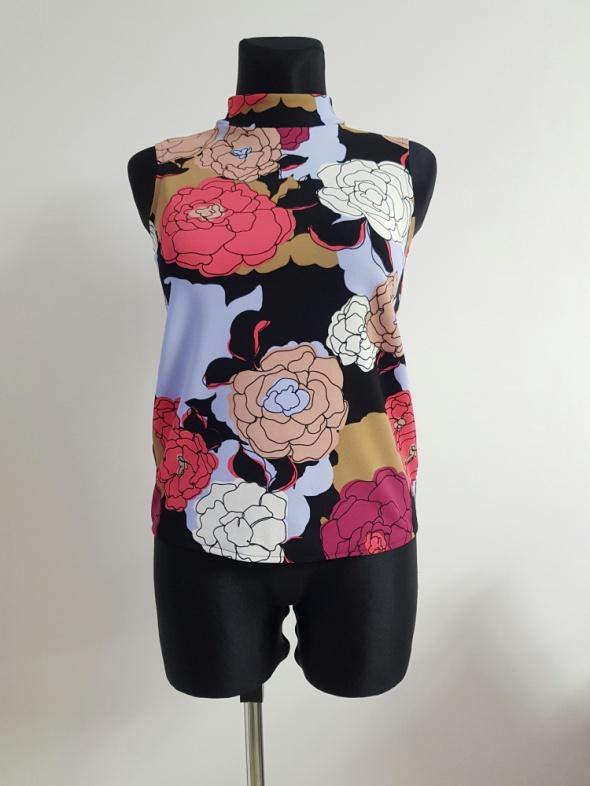 kolorowa bluzka w kwiaty Next...