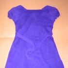 LISPY LONDON śliczna fioletowa sukienka na wesele