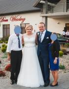 Suknia ślubna Igar Kolekcja Euphoria Model 1765 rozmiar 44 46...